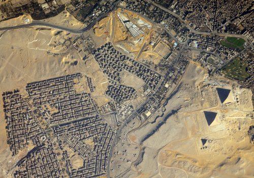 Cairo (Giza pyramid complex)